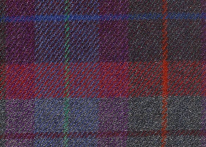 Harris Tweed Scarf-A0115